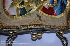 Карусель рукоделия: Две сумочки. Кельтские мотивы. Пэчворк.