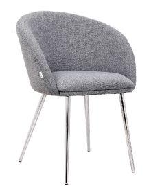Nowoczesne Krzesło Club Od Mobizi Italy