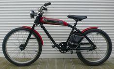 scrambler bicycle - Buscar con Google