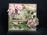 Springtime Card 1  by Sherry Cheever