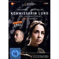 Kommissarin Lund - Das Verbrechen. Starker 10-Teiler