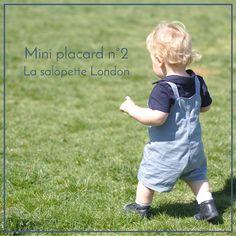 Salopette London - Ikatee Couture - Gabardine Sacrés coupons