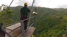 Toro Verde Adventure Park in Orocovis, Puerto Rico has the world's longest zip-liner.