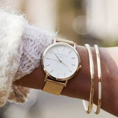 We could never have enough of gold #goldwatch #mercer #rosefield #rosefieldwatches #amsterdam #newyork #nyc