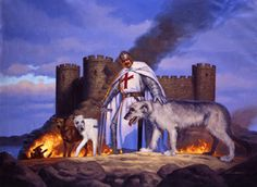 My Dream of the future, is to be a Grand Master of Templar Order to help the homeless man, and beast. To protect other who can't defend themselves, making them our brothers and help the children who needs help. Create the order of man, and beast and work together to help those who are helpless, give them hope, bring justice to those who cause harm, and with Jesus name bring peace on Earth.