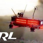 The Drone Racing League: Die erste Profi-Liga für Drohnen-Rennen