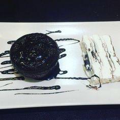 Brownie de Chocolate....buenísimo! #tascamanete #castellon #restaurante #magdalena2016