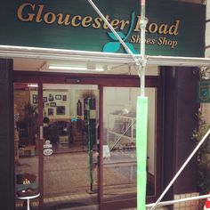 Gloucester road shoes shop2014/6/26 #gloucesterroad #KOKON #shoes #yokohama