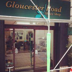 Gloucester road shoes shop2014/6/26 #gloucesterroad #KOKON #shoes #yokohama