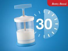 Hjem & have - Flødeskumspumpe, Pisker fløde på under 30 sekunder!