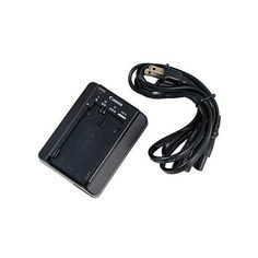 Canon CA920 Compact Power Charger The CA-920 acts both as a single battery charger and an AC adaptor for the Canon GL2. http://www.comparestoreprices.co.uk/other-products/canon-ca920-compact-power-charger.asp