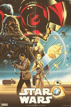 star wars the force awakens // concept art Star Wars Film, Star Wars Episoden, Star Wars Gifts, Star Wars Poster, Chewbacca, Luke Skywalker, Fanart, Star Wars Wallpaper, Marvel