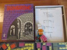 Dungeon TSR 1975