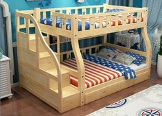 Children Furniture, Bunk Beds, Jay, Sweet Home, Home Decor, Yurts, Kid Furniture, Decoration Home, Small Kids Furniture