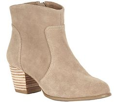 Sole Society Western Booties - Romy