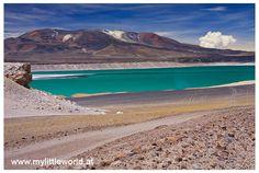 Laguna Verde - Parque Nacional Tres Cruces  CHILE