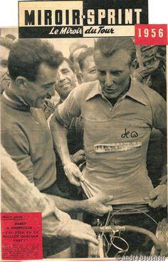 Bildresultat för tour de france 1956
