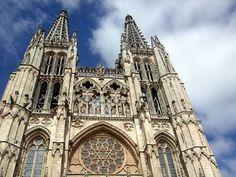 Catedral de Santa María. Burgos. España.