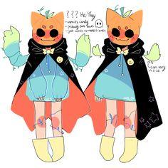 Pumpkin Boi by Snowiitea