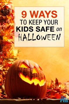 Before you head out trick-or-treating, check out these Halloween safety tips!