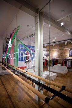adidas by Stella McCartney flagship store, London