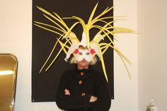 Lille Vildmose produktionsskole: Mask and headgear workshop | Flickr: Intercambio de fotos
