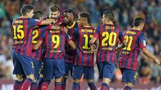 A Complete Source of Latest Football Transfer News, highlights and Videos. You can get Football Highlights and Scores. Fc Barcelona, Football Transfer News, Football Highlight, Best Start, Neymar, Real Madrid, Soccer, Bible, Image