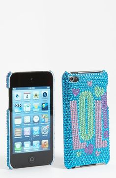 ICover 'LOL' iPod Touch 4 Case available at #Nordstrom