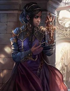 Post with 2333 votes and 131564 views. Tagged with art, fantasy, dnd, dungeons and dragons, fantasy art; Fantasy art dump - D&D Character Inspiration Black Characters, Fantasy Characters, Female Characters, Cartoon Characters, Black Girl Art, Black Women Art, Art Girl, Black Art, Character Inspiration Fantasy