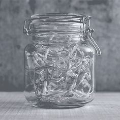 Put all those Kilner jars, Mason jars and empty jam jars to good use anduse them to store dry foods such as lentils, rice and couscous. | Tesco Living