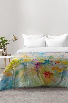 Rosie Brown Spring Burst Comforter   DENY Designs Home Accessories
