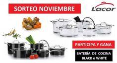SORTEO DE NOVIEMBRE: ¡Gana esta magnífica y completa batería de cocina de estilo retro!