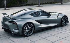 #Toyota Unveils Racing FT-1 Vision Gran Turismo #ConceptCar #elmhursttoyota @toyotausa