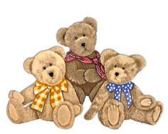 love these bears