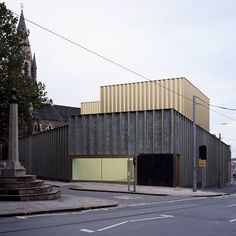 Nottingham Contemporary by Caruso St John Architects - Dezeen