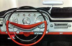 Plan59 :: Classic Car Art :: Vintage Ads :: 1959 Chrysler Saratoga