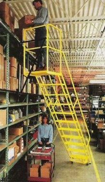 Ladderman Industrial Frp Ladders Are Specially Designed By Twin Engineers For Working Around Electricity Its Non Conductiv In 2020 Ladder Platform Ladder House Ladder