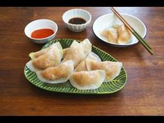 How to Make Dumplings from Scratch 饺子 - YouTube