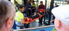 Schwerer Busunfall mit mindestens 12 Verletzten auf Mallorca
