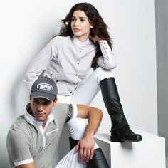 GPA Clothing - Full Range available at Just Riding - Click Here to See More - http://justriding.com/en/shop/brands/gpa-clothing.html