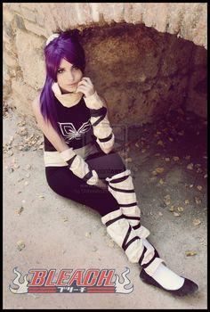 #Cosplay: Yoruichi Shihouin por Laura Niko (@LauraNiko) [España]