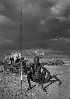 Kenya    Pokot  tribe - por Eric Lafforgue