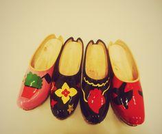 Woody Clogs - tamancos portugueses personalizados, para decoração.