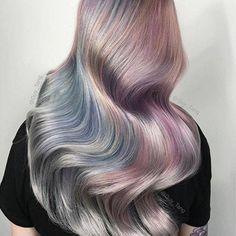 2016 hair trends: Metallic hair by Guy Tang