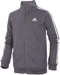 fce75b186ee6 adidas Boys 8-20 Iconic Tricot Jacket