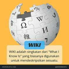 """WIKI adalah singkatan dari """"What I Know Is"""" yang biasanya digunakan untuk mendeskripsikan sesuatu. Baca selengkapnya di androbuntu.com"""