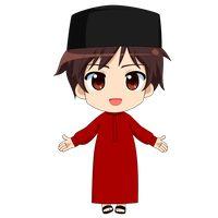 Chibi Muslimin 1 By Taj92 Muslim Pinterest Chibi Muslim And