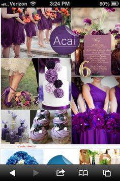 Wedding colors