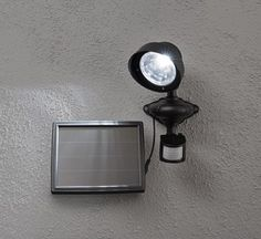 Prato Solar Led Spot Light With Motion Sensor Outdoor Garden Lighting, Solar Led, Spotlight, Wall Lights, Home Decor, Appliques, Wall Fixtures, Interior Design, Home Interior Design