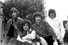 The Rock and Roll Hall of Fame Inductees, 1986 - 2014 Pictures - Pink Floyd 1996 Inductees | Rolling Stone